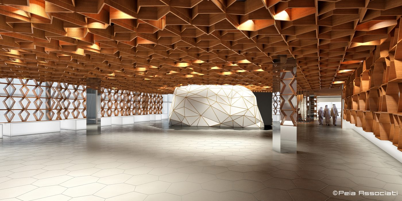 Lexus Showroom And Offices Doha Peia Associati