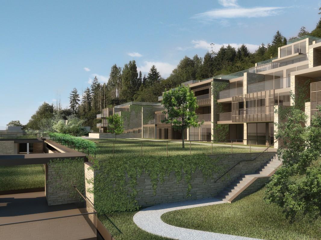 Bmw Mountain View >> Eco Resort - Lake Maggiore - Peia Associati